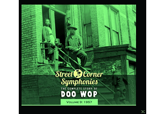 VARIOUS - Street Corner Symphonies Vol.09 1957 - (CD)