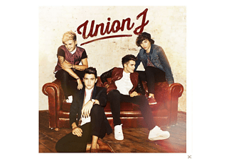 Union J - Union J - Deluxe Edition (CD)