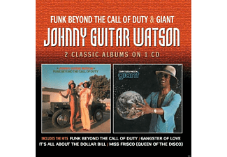 "Johnny ""guitar"" Watson - Funk Beyond The Call Of Duty / Giant [CD]"