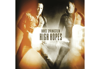 Bruce Springsteen - High Hopes ( +Bonus CD) - (Vinyl)