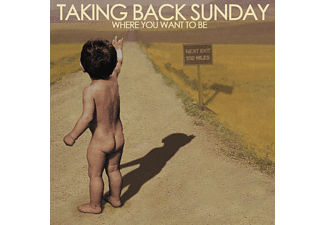 Taking Back Sunday - Where You Want To Be - (Vinyl)