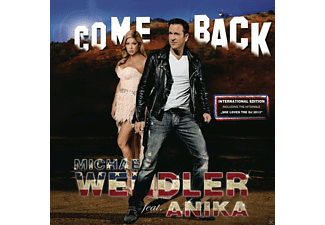 Michael Wendler, Anika - COME BACK (INTERNATIONAL EDITION) - (CD)