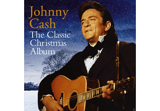 Johnny Cash - The Classic Christmas Album - (CD)