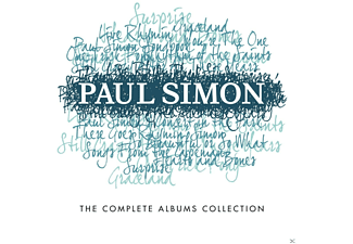 Paul Simon - COMPLETE ALBUMS COLLECTION - (CD)