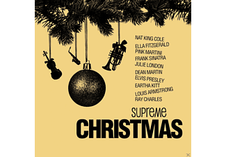 VARIOUS - Supreme Christmas - (CD)