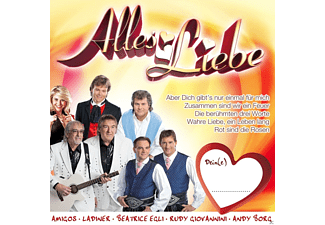 VARIOUS - Alles Liebe - (CD)