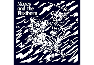 Mozes And The Firstborn - Mozes And The Firstborn - (CD)