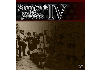 Various - Soundtrack Der Straße (Vol. 4) [CD]