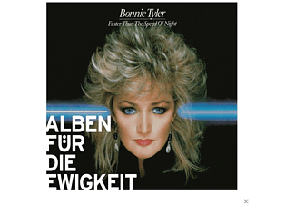 Bonnie Tyler - Faster Than The Speed Of Night (Alben Für Die Ewigkeit) [CD]