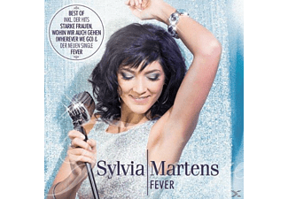 Sylvia Martens - Fever - (CD)