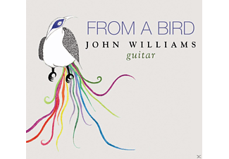 John Williams - From a Bird - (CD)