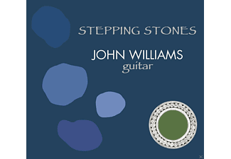 John Williams - Stepping Stones - (CD)