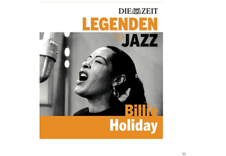 Billie Holliday - Die Zeit-Edition-Legenden Des Jazz: Billie Holiday [CD]