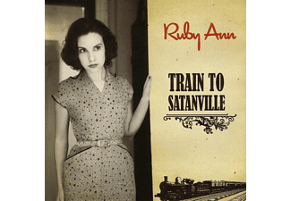 Ruby Ann - Train To Satanville - (CD)
