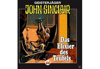 John Sinclair 44: Das Elixier des Teufels - 1 CD - Science Fiction/Fantasy