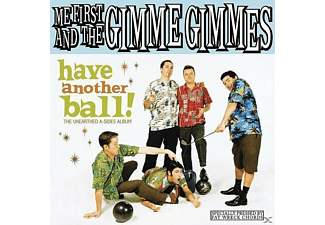Me First And The Gimme Gimmes - Have Another Ball - (CD)