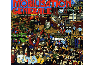 VARIOUS - Mobilisation Generale Protest And Spirit Jazz - (CD)