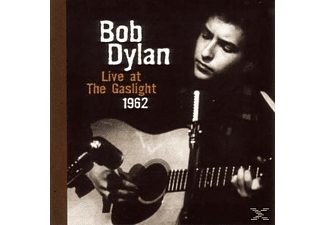 Bob Dylan - Live At The Gaslight,Nyc,Septembe - (Vinyl)