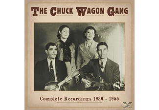 Chuck Wagon Gang - The Complete Recordings 1936-1955 - (CD)