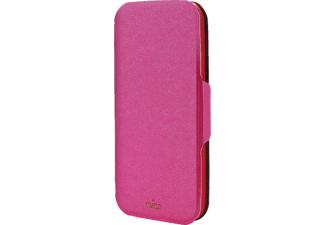 PURO Wallet Case Samsung Galaxy S5 BI-Color 3 Slot Pink/Red