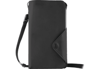 "PURO Water-Resistant Booklet Case fits up to 4,7"" Black"