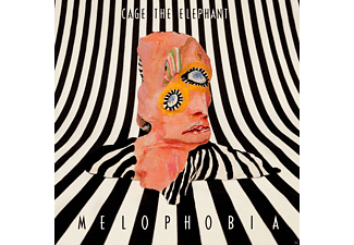 Cage The Elephant - Melophobia - (Vinyl)