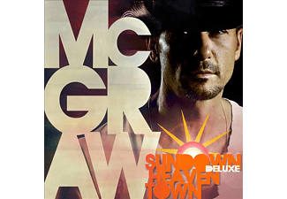 Tim McGraw - Sundown Heaven Town (CD)