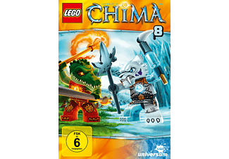LEGO - Legends Of Chima (DVD 8) - (DVD)