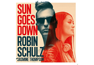Jasmine Thompson, Robin Schulz - Sun Goes Down - (5 Zoll Single CD (2-Track))