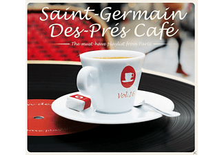 Various - Saint-Germain-des-Pres Cafe XVI [CD]