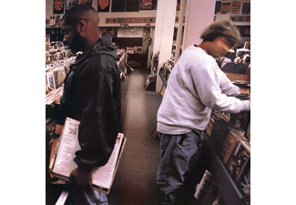 DJ Shadow - Endtroducing... - (Vinyl)