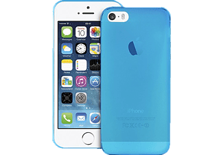 PU-091766 Backcover Apple iPhone 5, iPhone 5s Polycarbonat Blau