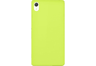 PURO PU-102455 BC Back Case 0.3 Collection, Backcover, Xperia Z2, Lime Grün