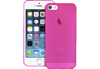 PURO PU-091759 Backcover Apple iPhone 5, iPhone 5s Polycarbonat Pink