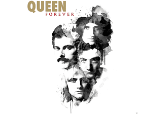 Queen Forever CD