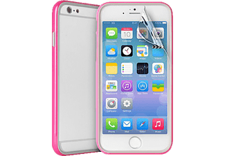 PURO PU-112140 Backcover Apple iPhone 6 Polycarbonat Pink