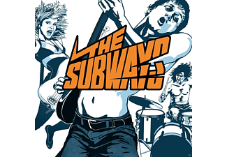The Subways - The Subways - (LP + Bonus-CD)