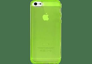 SBS MOBILE Clear Case iPhone 5 Green Mobilskal för iPhone ...