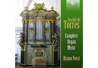 Bruno Forst - Complete Organ Music - (CD)