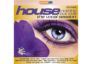 VARIOUS - House: The Vocal Session / Nothing But Love - (CD)