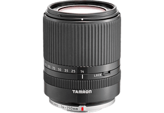 TAMRON 14-150MM F/3.5-5.8 Micro Four Third - Svart