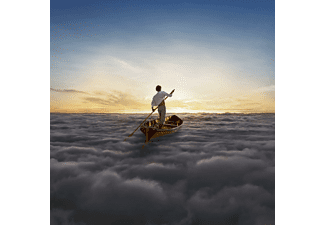 Warner music benelux bv The Endless River (Deluxe CD+DVD)