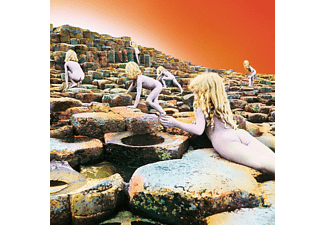 Led Zeppelin - Houses Of The Holy (Deluxe CD + Vinyl Boxset) [LP + Bonus-CD]