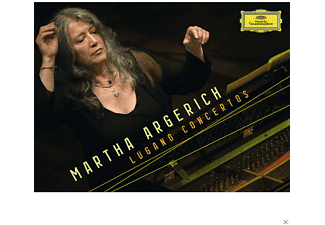 Martha Argerich - Lugano Concertos 2002-2010 (Deluxe Limited Edition) - (CD)