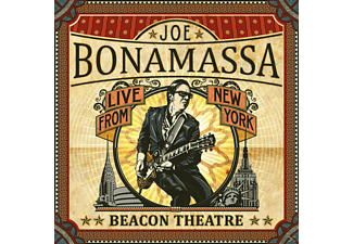 Joe Bonamassa - BEACON THEATRE - LIVE FROM NEW YORK - (CD)