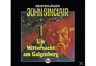 John Sinclair 64: Um Mitternacht am Galgenberg - 1 CD - Horror