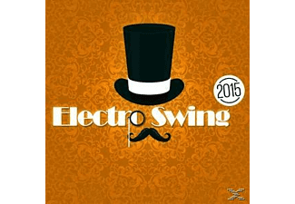 VARIOUS - Electro Swing 2015 - (CD)