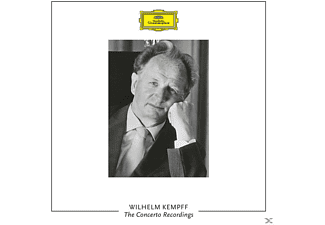 Wilhelm Kempff, VARIOUS - The Concerto Recordings On Dg And Decca [CD]