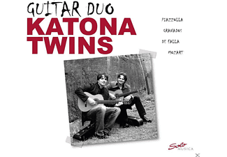Katona Twins - Katona Twins Guitar Duo - (CD)