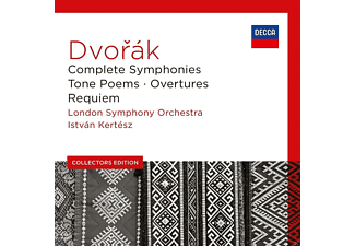 London Symphony Orchestra - Complete Symphonies / Tone Poems / Overtures / Requiem [CD]